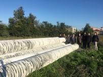 RESTORASYON - Çetinkaya Köprüsü'nde Restorasyon Çalışmaları Başladı