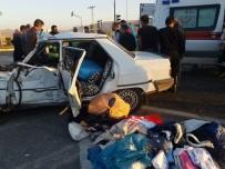 SEYRANI - Develi'de Trafik Kazası Açıklaması 1 Ölü
