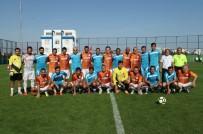 ÜMİT DAVALA - Efsaneler Kupası Galatasaray'ın