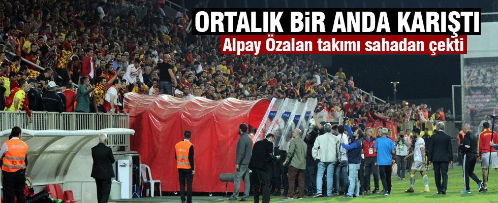 Eskişehirspor'un 3 Puanı Silinecek