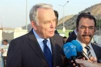 MÜZAKERE - Fransa Dışişleri Bakanı Gaziantep'te