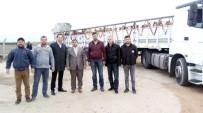 TARıM - Genç Çiftçilere Bir TIR Düve Hibe Edildi