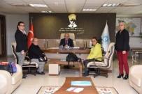 DERNEK BAŞKANI - Genel Müdür Coşkun ADD Üyelerini Ağırladı