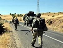 4 askeri şehit eden alçak yakalandı