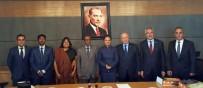 TERÖRLE MÜCADELE - Hindistan Türkiye'den Enerji İthal Edebilir