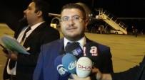 UÇAK SEFERLERİ - İran'dan Denizli'ye İlk Charter Uçak Seferleri Başladı