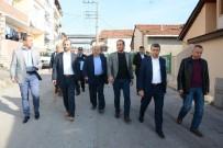 MECLİS ÜYESİ - İzmit'te Mahalle İnceleme Gezileri Sürüyor