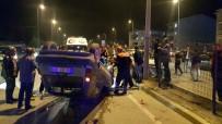 ÇEKIM - Karabük'te Trafik Kazası Açıklaması 1 Ölü, 5 Yaralı
