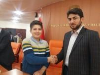 ÇOCUK MECLİSİ - Karaman'da Kent Konseyi Çocuk Meclisi Başkanlığı'na Kazan Seçildi