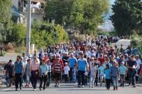 MAHALLE MUHTARLIĞI - Kumluca'da Cumhuriyet Yürüyüşü Yapıldı
