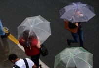 METEOROLOJI - Kuvettli Yağış Geliyor !