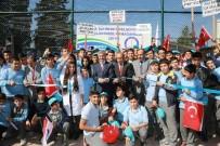 KALE DİREĞİ - Lisede Yapılan Halı Saha Törenle Hizmete Açıldı