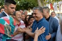 GRUP GENÇ - Muratpaşa Belediye Başkanı Ümit Uysal Açıklaması 'Vatandaşımızın Vergisini Vatandaşımızın Hayatına Harcıyoruz'