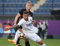 OSMANLISPOR - Ankara'dan 3 gol çıktı!
