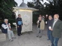 CAMİİ - Şehzadeler' De Sıcak Çorba İkramı Devam Ediyor