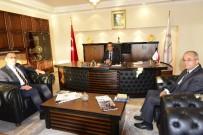 TICARET VE SANAYI ODASı - ZTSO Başkanı Demir, BEÜ Rektörü Özer'i Ziyaret Etti