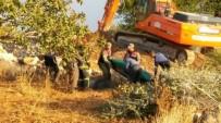 ALI ÖZTÜRK - 5 Gündür Kayıp Bekçinin Cesedi 8 Saatlik Çalışma Sonucu Bulundu