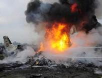 MALTA - Malta'dan kalkan uçak düştü