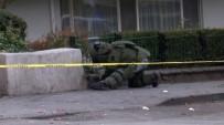 HELYUM GAZI - ABD Büyükelçiliği Yakınında Şüpheli Paket Alarmı