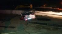HACıBEYLI - Adana'da Trafik Kazası Açıklaması 2 Ölü, 3 Yaralı