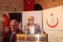 ERKEN TEŞHİS - Ak Parti Osmangazi'den Meme Kanseri Semineri