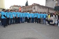 BIRLEŞMIŞ MILLETLER GÜVENLIK KONSEYI - AK Partili Gençlerden BM Mesajı Açıklaması