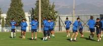SERDAR KESIMAL - Akhisar Belediyespor, Kupa Maçı Hazırlıklarına Başladı