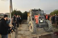 PANCAR ÜRETİCİLERİ - Akşehir Pancar Bölge Şefliğinde Alımlar Başladı