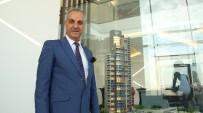 MÜHENDISLIK - Ankara'nın İlk Dikey Mahallesi İncek'te Kuruluyor