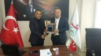 MÜSLÜMAN - ASİMDER'den Iğdır ASKF Başkanlığına Ziyaret
