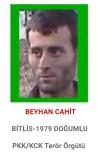UZMAN ÇAVUŞ - Başına 1 Milyon TL Ödül Konulan Terörist Bitlis'te Öldürüldü
