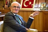 SIVIL TOPLUM KURULUŞU - Başkan Yılmaz Açıklaması 'Samsun'a Birlikte Hizmet Edeceğiz'