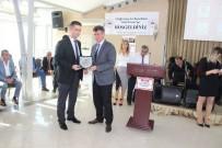 ADEM MURAT YÜCEL - Başkan Yücel, Yılın En Başarılı Belediye Başkanı Seçildi