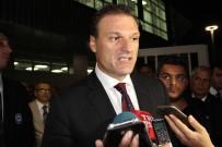 ALPAY ÖZALAN - 'Başkanın Talimatıyla Takımı Çektim'