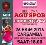 BELLONA - Bellona AGÜ Spor'un Avrupa Mesaisi Başlıyor