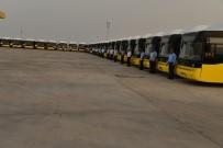 TOPLU TAŞIMA - Büyükşehir Belediyesi Otobüs Filosunu Yeniliyor