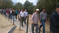 SEYİT ONBAŞI - Büyükşehir Muhtarlar İçin Çanakkale Gezisi Düzenledi