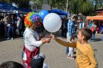 MEHMET DEMIR - Çakırbeyli Köy Pazarı'nda Şenlik Havası Yaşanıyor