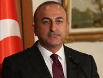 OHAL - Çavuşoğlu'ndan Fransız Bakan'a OHAL yanıtı