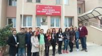 GENÇLİK KOLLARI - CHP Bilecik Gençlik Kolları Üyelerinden Huzurevine Ziyaret