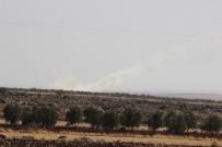 ÖZGÜR SURİYE - DEAŞ Hedefleri CNRA İle Fırtına Obüs Toplarıyla Vuruluyor