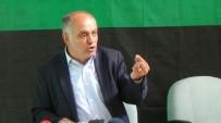 GENEL KURUL - Denizlispor Başkanı Süleyman Urkay, Görevine Devam Edecek