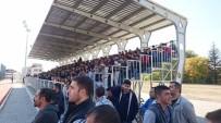 MURAT DURU - Develi Kaymakamı Duru, Develi Belediyespor-Buğdaylıspor Maçını İzledi