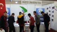 SAĞLIKLI BESLENME - DÜ Malatya'da Yüksek Öğretim Günleri Tanıtım Fuarına Katıldı
