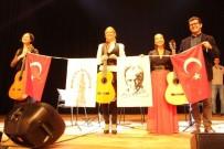 PIYANIST - Dünyaca Ünlü Gitaristler Türkiye'ye Hayran Kaldı