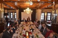 BASIN MENSUPLARI - EİYAP İle Eskişehir'in İlçeleri Türkiye'ye Tanıtılacak