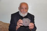 ALTIN MADENİ - Eski Araştırmacıdan 1 Kilo 700 Gram Ağırlığında Göktaşı Bulduğu İddiası