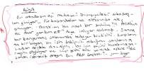 KONFERANS - FETÖ'cüler Çakma Rüyalarla İtirafların Önüne Geçmek İstiyor