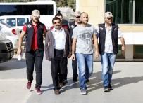 İCRA MEMURU - FETÖ'den Gözaltına Alınan 'Adliye' Çalışanları Adliyeye Sevk Edildi
