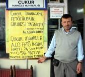 FRANSA - FETÖ İhbar Hattı Kuran Muhtara Tehdit Yağıyor
